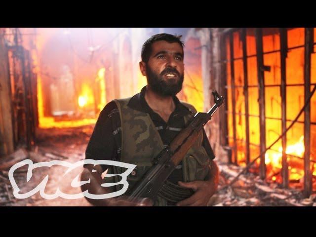 Ground Zero: Syria (Part 2) - Burning of The Old Souk