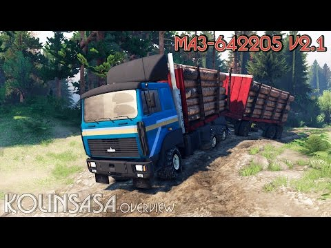 МАЗ-642205 v2.1