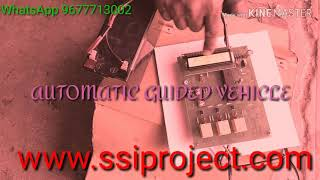 Low cost automobile engineering final year projects