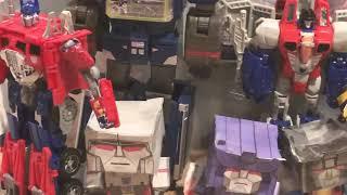 Optimus Prime G1 review Transformers G1