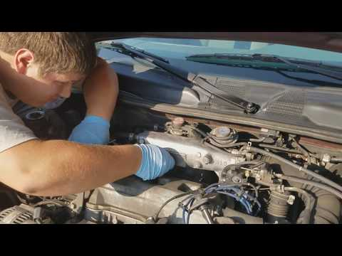 2001 Toyota Camry Valve Cover Gasket Replacement