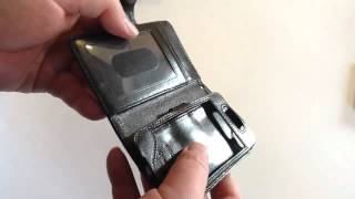 Sena Cases WalletBook for iPhone 4S Premium Leather Designer Wallet Review