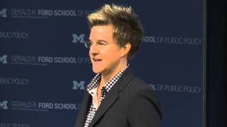 .@fordschool - Erica Chenoweth: Why civil nonviolent resistance works