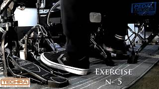 Double Pedal Exercises Pt. 2 - Arconda Drummer