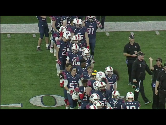USA Football Live Stream