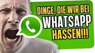 WhatsApp - WIR HASSEN DICH!