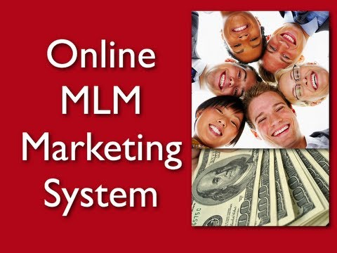 Online MLM Marketing System | Free Online MLM Marketing System