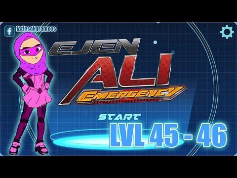 EJEN ALI EMERGENCY LVL 45 - 46 | AKISAKURA GAMEPLAY