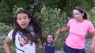 kids and monkey, Johny Johny Yes Papa #13