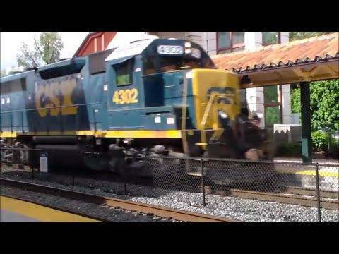 Railfanning Hollywood & West Palm Beach 9-7-15