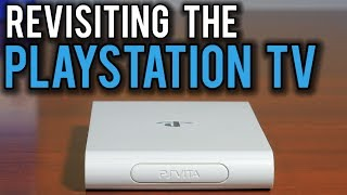 Revisiting the Sony Playstation TV / PS Vita TV / PSTV in 2018 - Homebrew Guide   MVG
