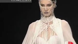 """Anton Giulio Grande"" Spring Summer 1999 Rome 4 of 4 Haute Couture by FashionChannel"