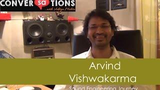 Sound engineer and entrepreneur Arvind Vishwakarma's journey || S05 E15 || SudeepAudio.com