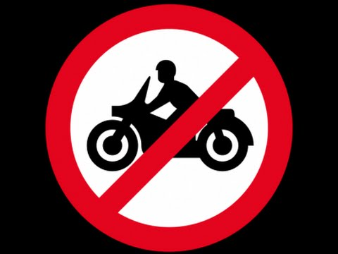 Myanmar.No motobike in Yangon city. good law