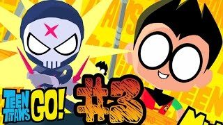 ► MINITITANES - TEEN TITANS GO: #3 ★ GAMEPLAY★ ESPAÑOL (TEENY TITANS) CARTOON NETWORK