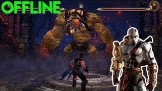 Game Android OFFLINE Petualngan Seru ! - Saudaranya Kratos God Of War Nih ! -