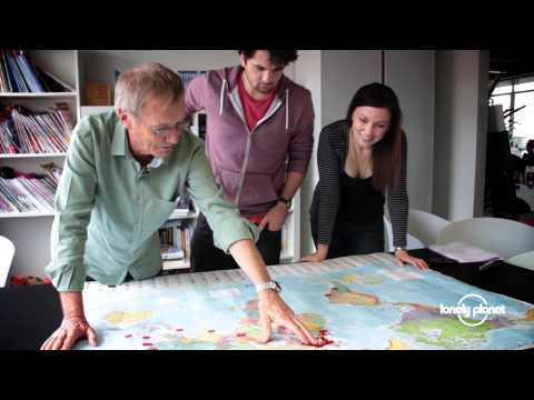 Across The Planet – Lonely Planet ...