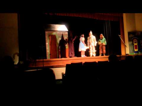 Thomson High School Wizard of Oz 2014! Pt 3!