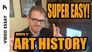 Full Sail Experience - Month 12 (Art History) - Video Essay