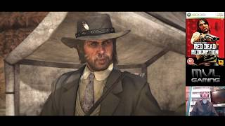 Red Dead Redemption (Xbox 360) LIVE Part 8