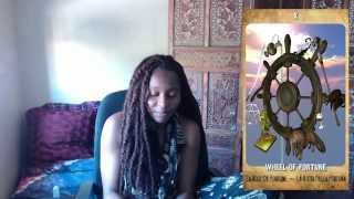 Libra April 2015 Tarot Reading ~ Ups and Downs Let It Flow
