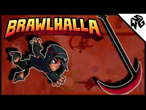 Experimental Mirage 1v1's - Brawlhalla Gameplay :: Practicing My Throw Game!