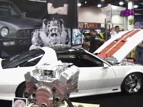 Nelson Racing Engines and Nelson Supercars take you to their 2008 SEMA Booth.