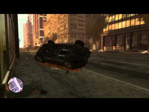 Grand Theft Auto IV: Carmageddon - Lost In Liberty City - Episode #2