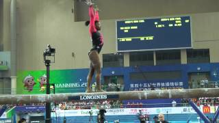 Simone Biles - Beam - 2014 World Championships - Event Finals