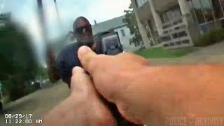 Bodycam Shows Man Fatally Shot By Cops Swinging Bat At Officer