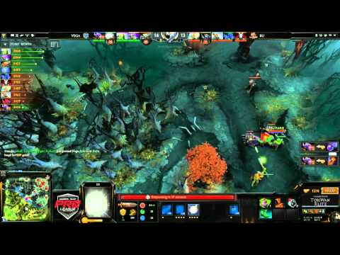 Burden vs Vega Game 2  joinDOTA MLG Pro League Season 2  TobiWanDOTA BlitzDota