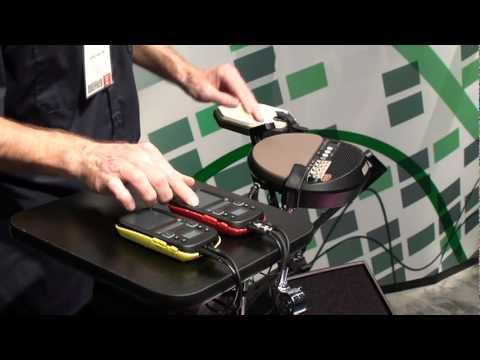【池部楽器店】2012NAMM KORG Mini Kaoss Pad 2 & Kaossilator