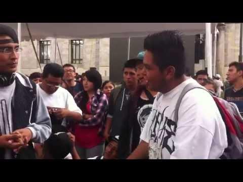 IMPROVISACIONES #1 // BELLAS ARTES (MÉXICO)