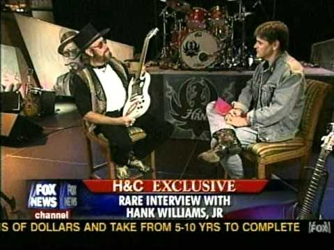 Hank WIlliams Jr. & Sean Hannity