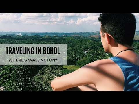 TRAVELING IN BOHOL!