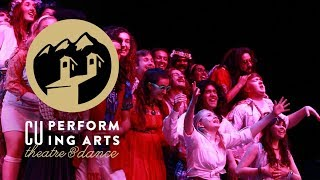 Theater and Dance 2018-19 Season Lineup
