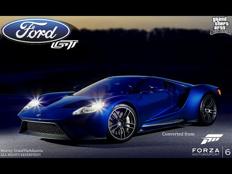 [Mod Review] Ford GT 2017 Sound Mod