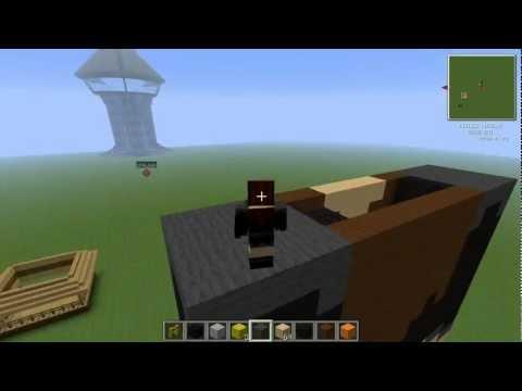 Minecraft pomniki,posągi #2 - Madzik89 nowy skin