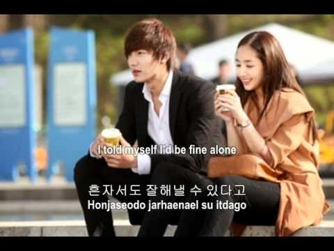 [rom han eng] City Hunter Ost. Kim Bo Kyung- Suddenly video