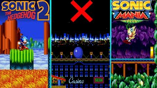 Sonic: Mania Sonic 2 pack