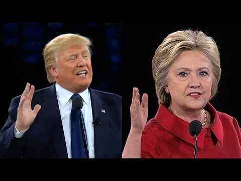 Is Clinton Moving to the Right of Trump on Israel-Palestine? A Debate on the Candidates & AIPAC