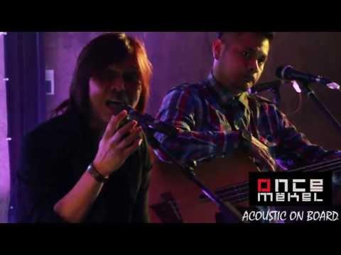 HILANG NALURI - ONCE MEKEL acoustic Vin + Kemang (HD)