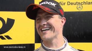 Mercedes-Benz.tv: DTM Season Opener in Hockenheim
