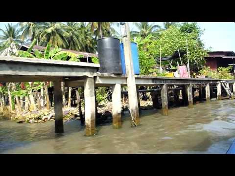 Long Tail Boat – Bangkok 4