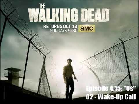 The Walking Dead - Season 4 OST - 4.15 - 02: Wake-Up Call