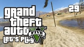 GTA V - Let's Play/Walkthrough - Mission 31: Caida Libre - #29 (GTA 5 Gameplay)