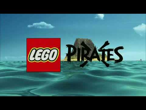 Lego Pirates 2009 Movie Trailer