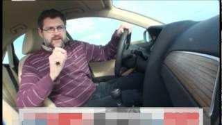 2012 Audi A4  Тест-драйв