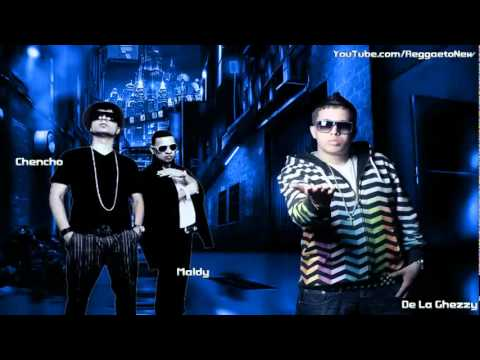 Partysera Plan B Ft de la ghetto (Oficial) Music Videos