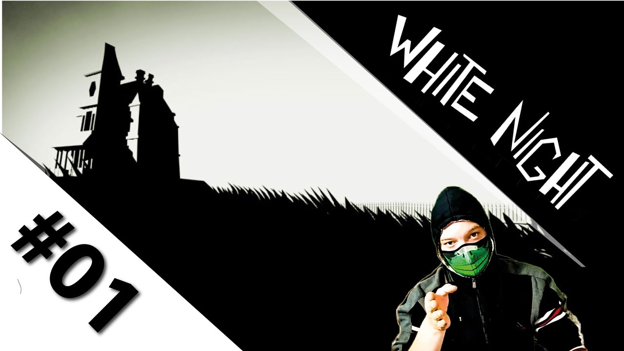 White Night Game White Night Horror Game 01